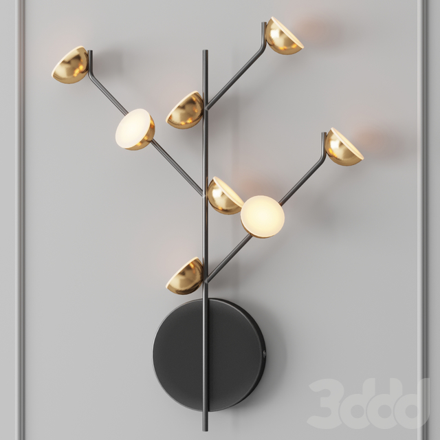 Бра Bloom Wall lamp