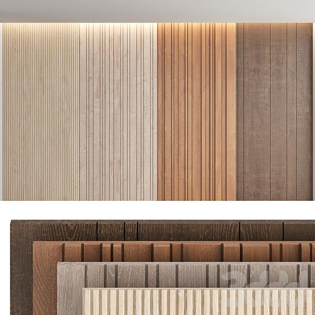 Wood panels_set5