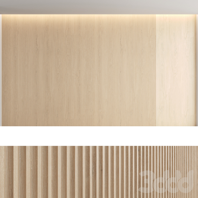 Wood panels_set7