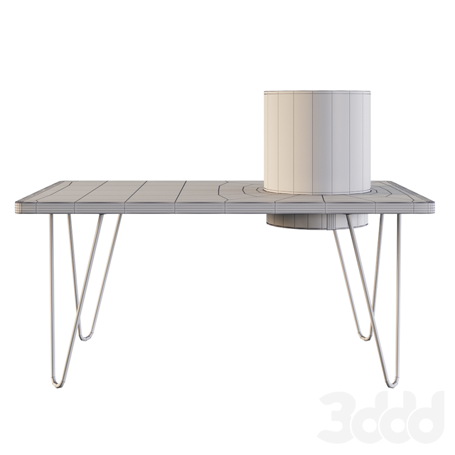 Planika FIRE TABLE MINI Камин / столик
