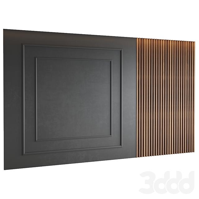 Декоративная стеновая панель