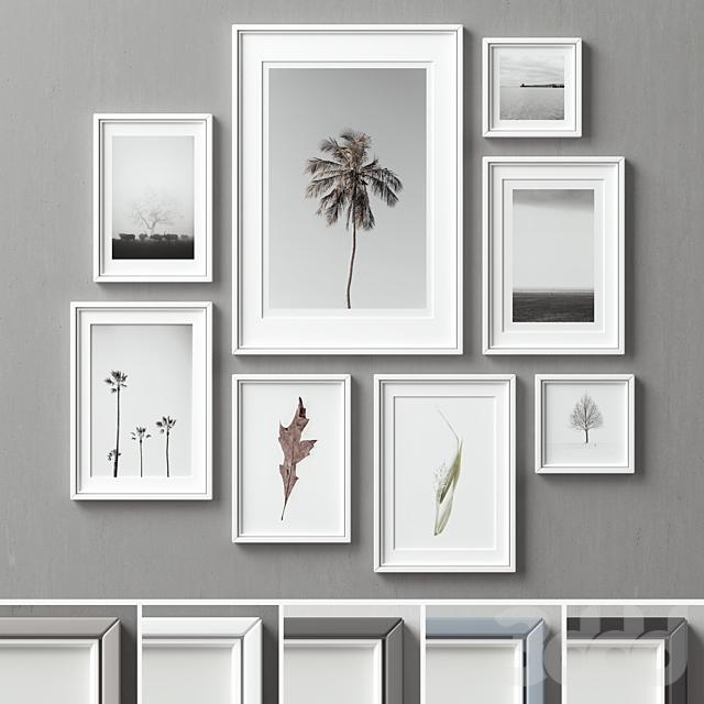 Picture Frames Set -132