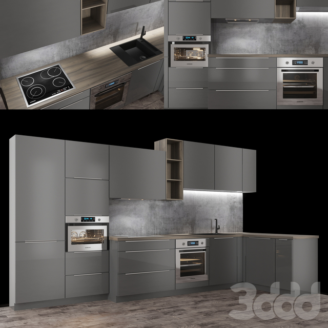 Modern Kitchen 19