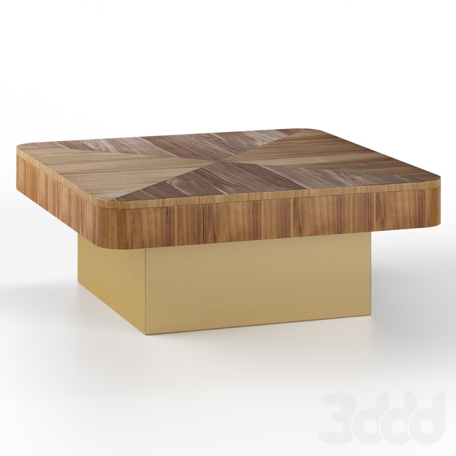 Bobby Berk Saxo Cocktail Table By A.R.T. Furniture