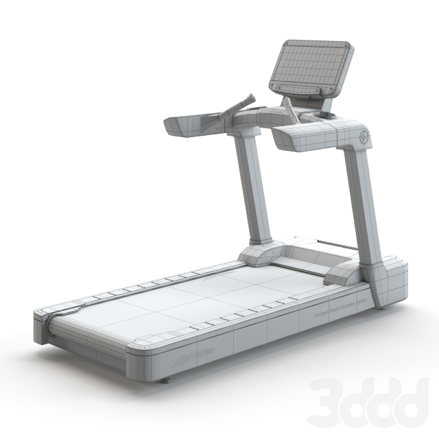 Life Fitness - Integrity series treadmill