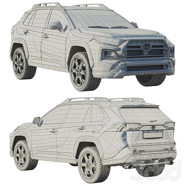 Toyota RAV4 TRD Off-Road 2020