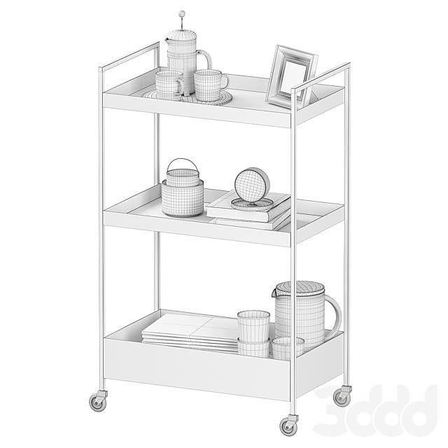 Тележка Ikea Nissafors