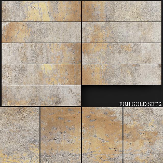 Yurtbay Seramik Fuji Gold Set 2