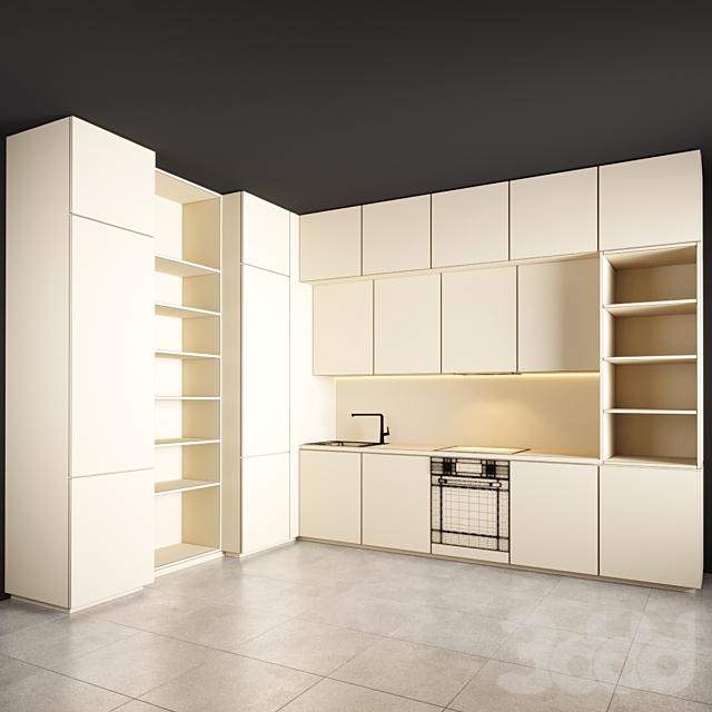 Modern Kitchen 21