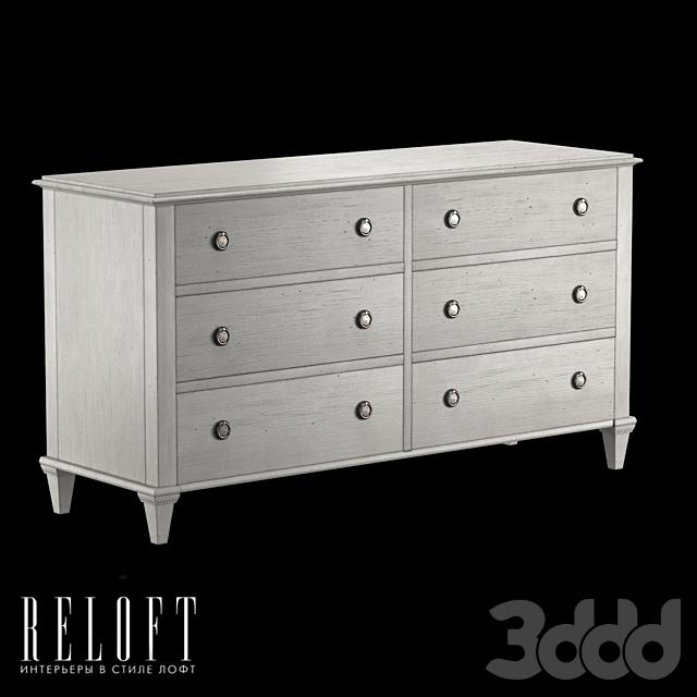 Haylan Wide Dresser (широкий Комод)