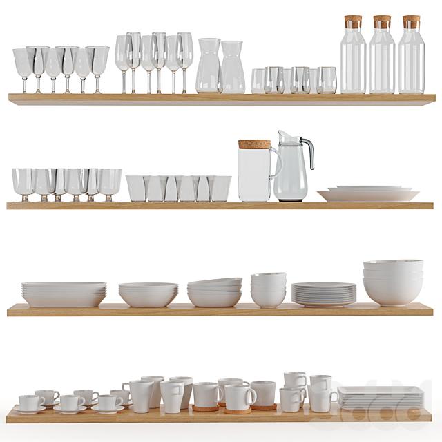 Kitchenware and Tableware 02