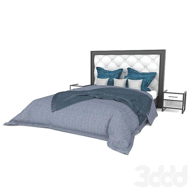 Современная кровать