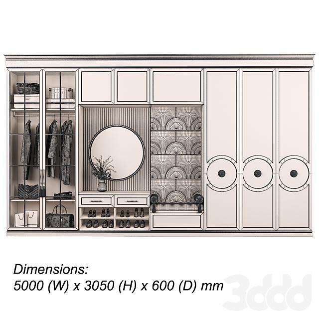 Мебельная композиция 92 часть 3