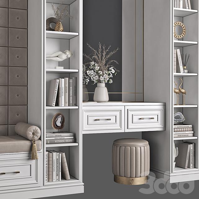 Мебельная композиция 93 часть 1