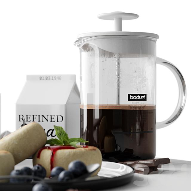 Coffee set 4