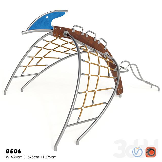 BUGLO. ИГРОВОЙ КОМПЛЕКС 8506
