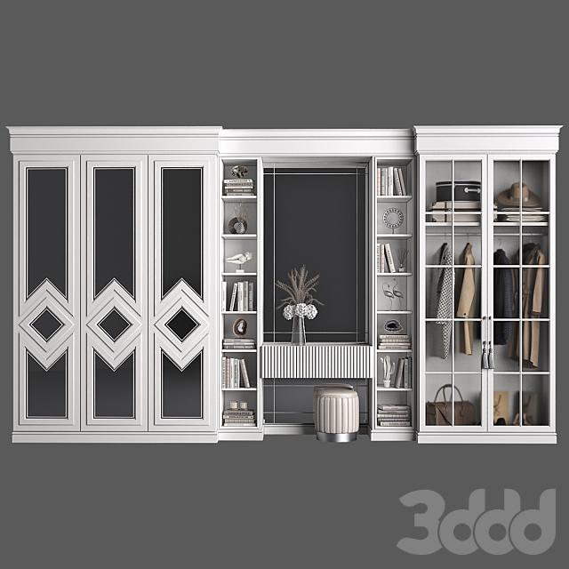 Мебельная композиция 94 часть 2
