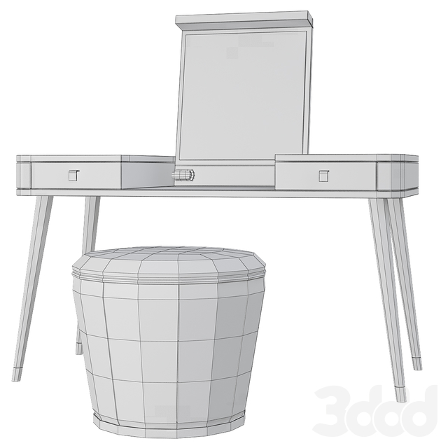 Barnini Oceo Richmond Toilet table