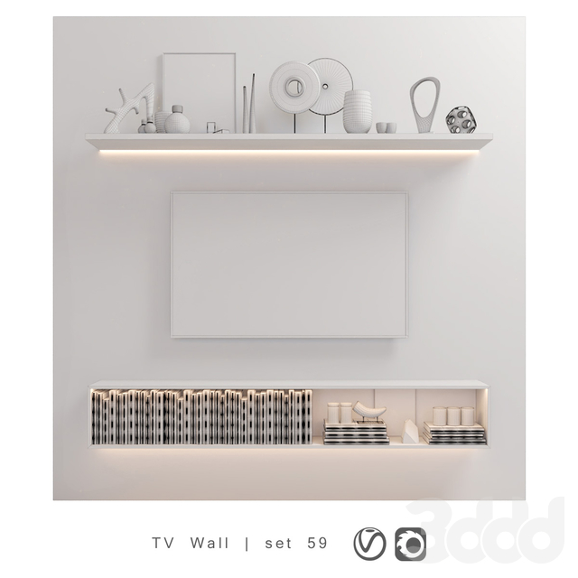 TV Wall | set 59