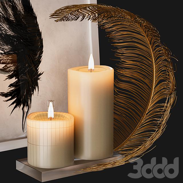Decorative set B