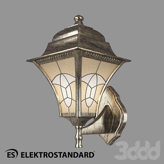 ОМ Уличный настенный светильник Elektrostandard Altair