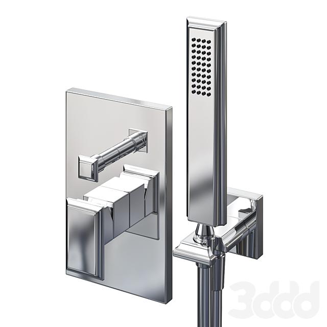 Gessi Eleganza shower
