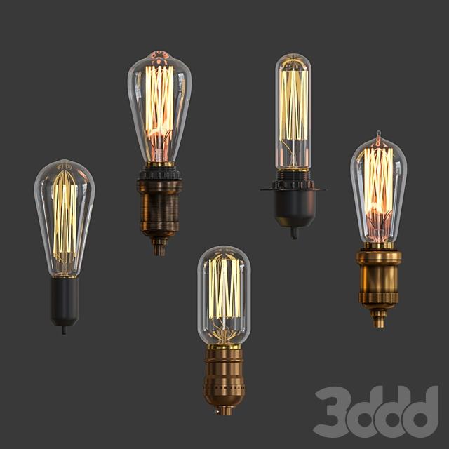Набор ламп 1