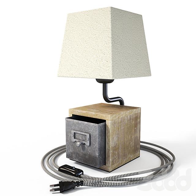 Настольная лампа LSP-0512