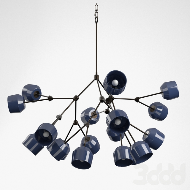 forchette chandelier