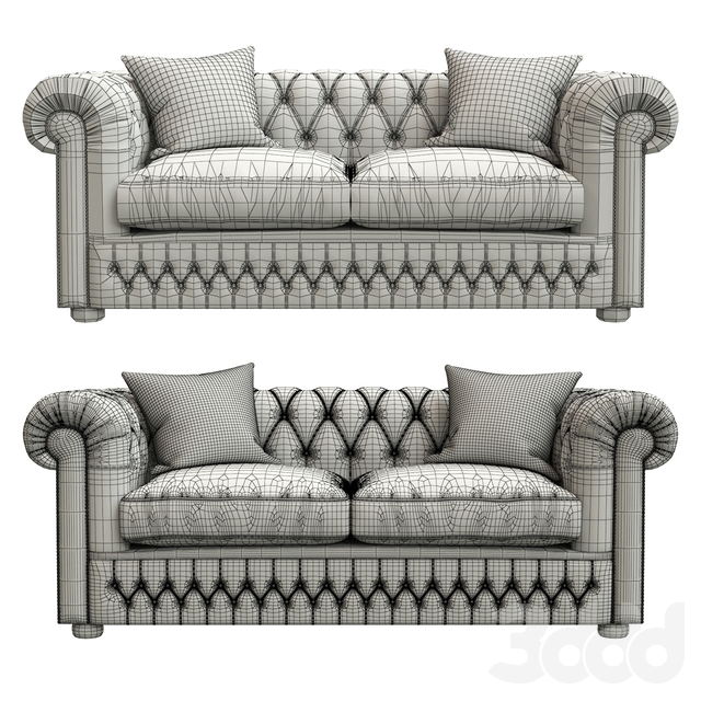 Knightsbridge 3 Seater Sofa Bed