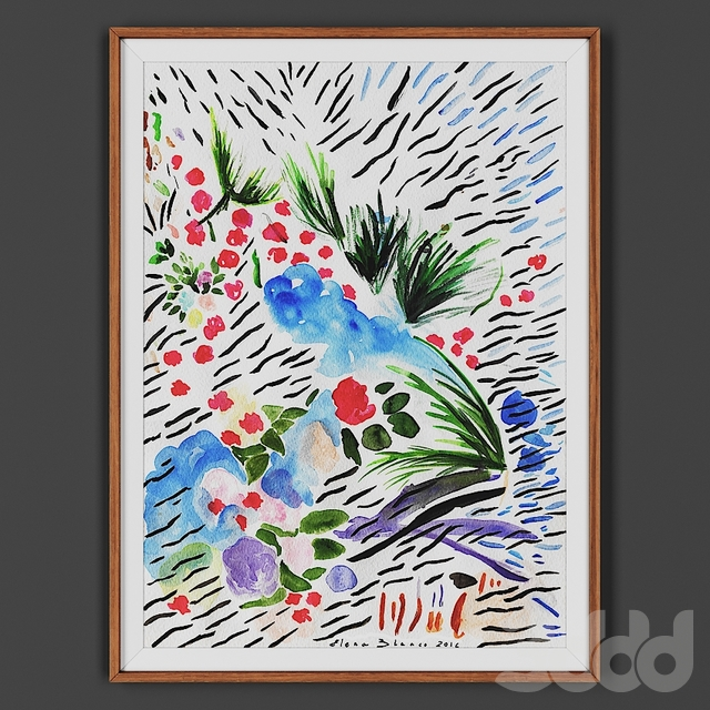 Picture frame 00031-15