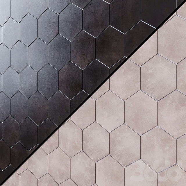 HexArt  Porcelain  Tile