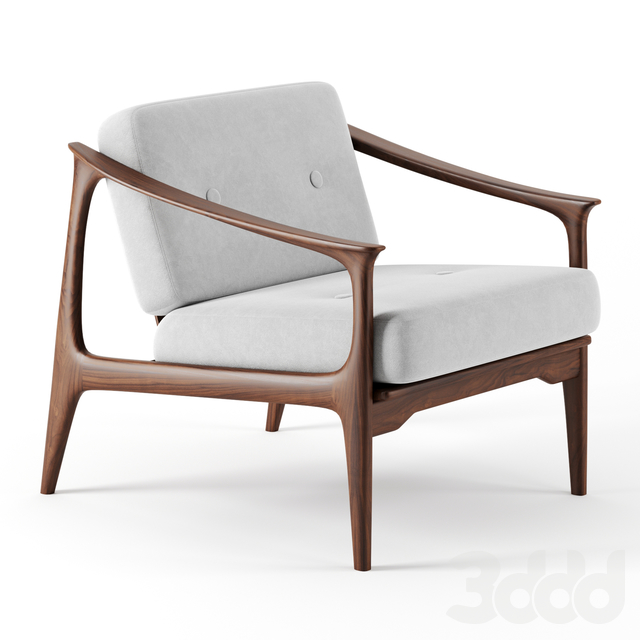 T101-T601 Armchair by Dale italia