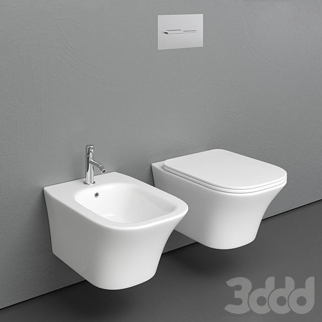 Antonio Lupi Cabo WC