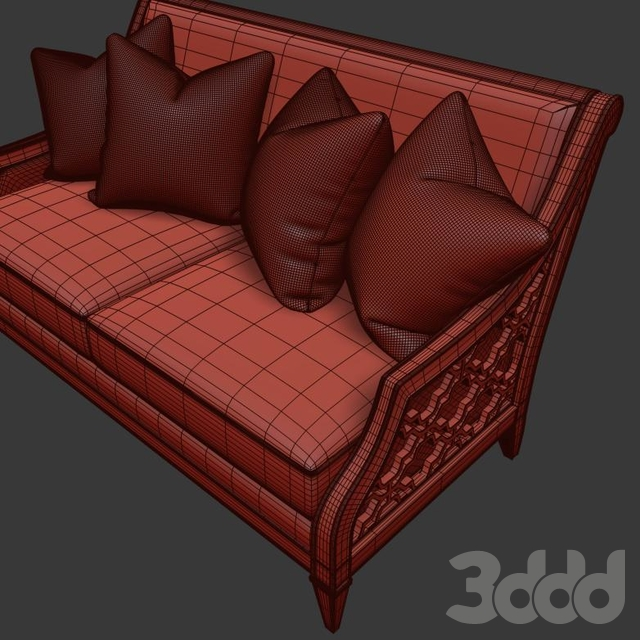 Bay club sofa (love seat)