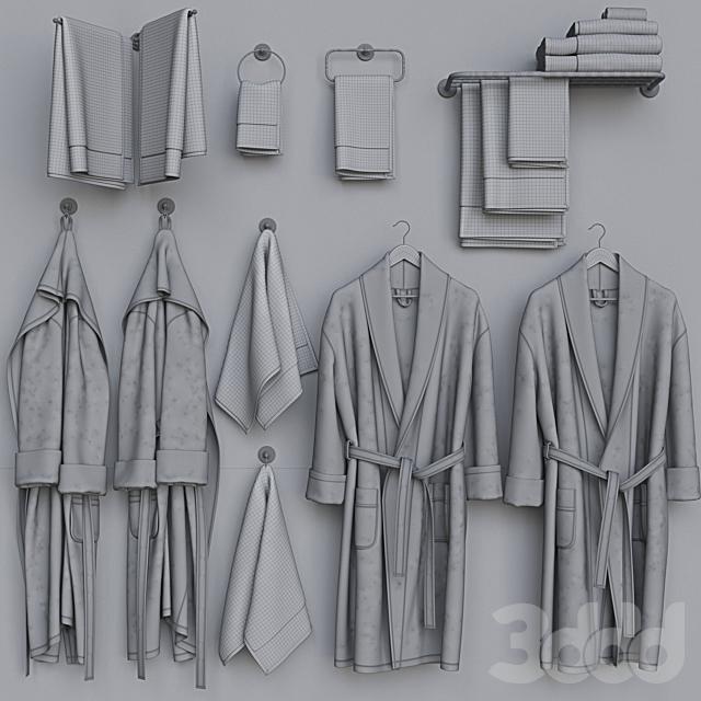 Набор халатов 3