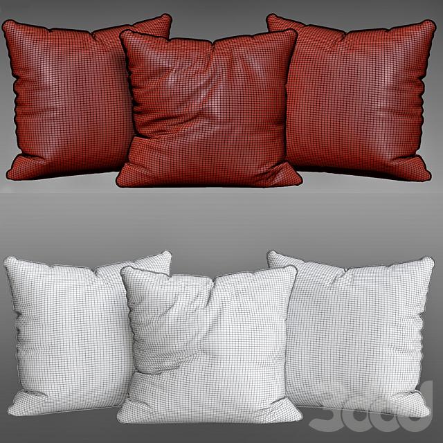 Velvet Chevron Throw Pillow