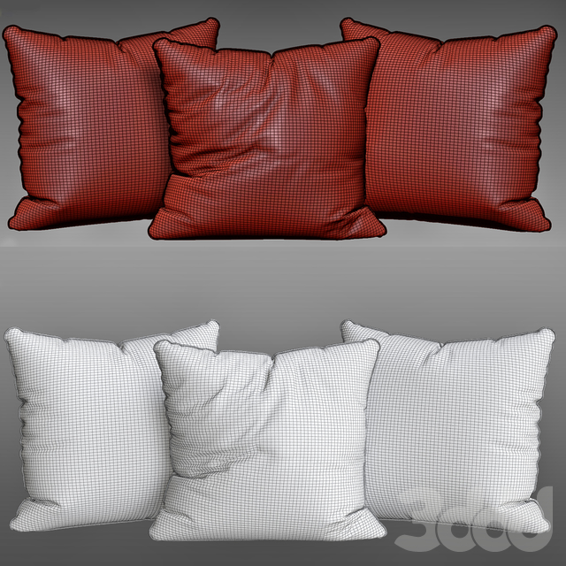 Ivette Cotton Throw Pillow