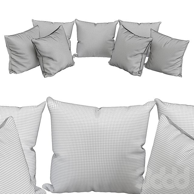Pillows for sofa Premium PRO №136
