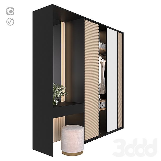 Мебельная композиция 11