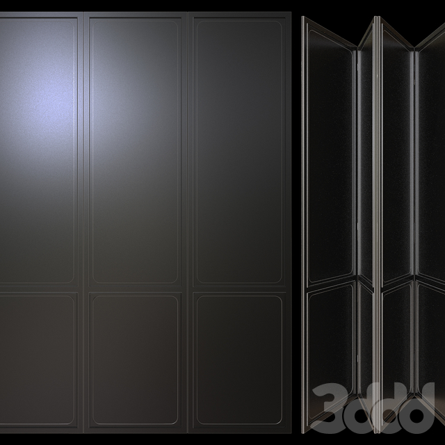 Shutters Door