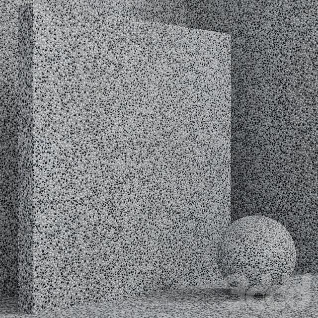 Материал (бесшовный) - камень, композит - set 140