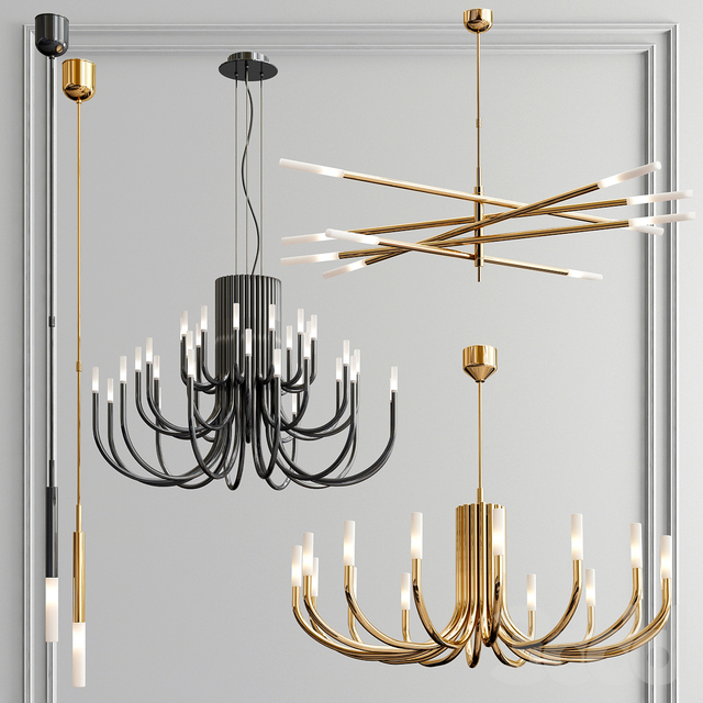 Four Exclusive Chandelier Collection_52 Rousseau