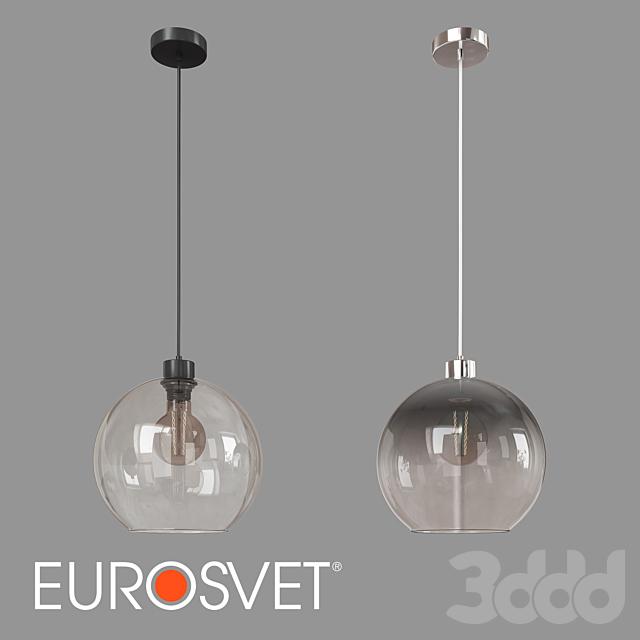 ОМ Подвесной светильник TK Lighting 4292 Cubus Graphite и 2610 Santino