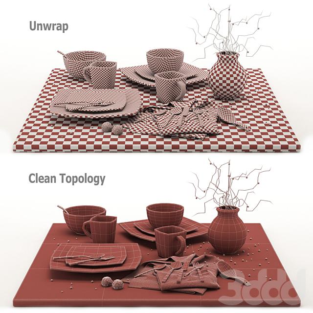 Tableware 03