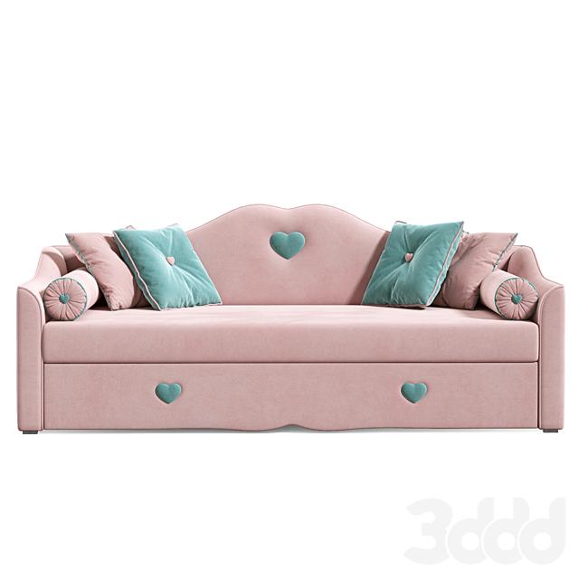 ОМ детский диванчик Lily от Iriska