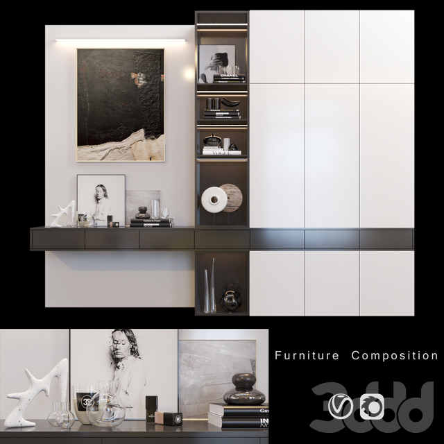 Furniture Composition | 12