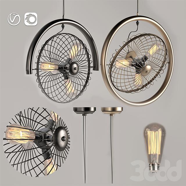 Fan Ceiling light