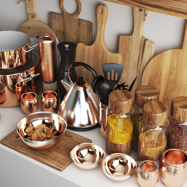 set513 -cooper kitchen set 2