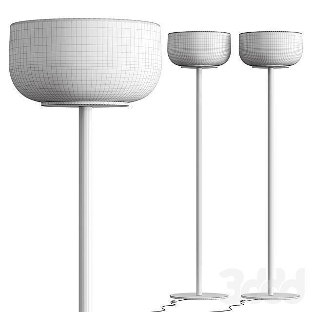 Saltodacqua Floor Lamp by Ceramica Flaminia